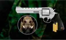 Esclarecimento sobre a utilização do calibre .357 Magnum para abate do Javali, de acordo com a ITA 03/15 do EB.