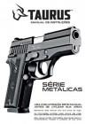 Manual de Instruções e Segurança - Armas Metálicas