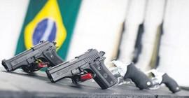 Procura por armas no Recife começa a esquentar