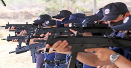Guarda Municipal de Americana passa a contar com carabinas Taurus CTT40