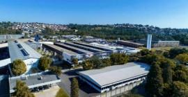 A fabricante de armas Taurus alugou um prédio próximo da fábrica no Rio Grande do Sul para estocar matérias-primas