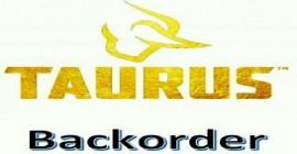 Taurus: carteira de pedidos firmes (backorder) já está em 17,7 meses de produção