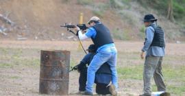 Casa Militar capacita profissionais para uso de armamento de longo alcance