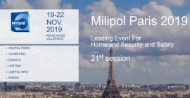 ABIMDE e empresas brasileiras marcam presença na Milipol 2019, na França