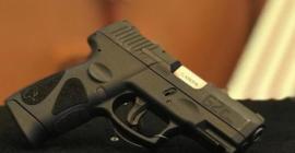 Distribuidores da África do Sul e da Ucrânia adquirem pistolas da Taurus