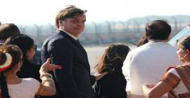 Longe dos holofotes, comitiva com CEO da Taurus acompanha Bolsonaro na Índia
