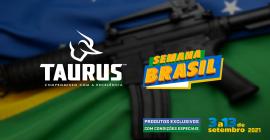 Taurus participa da Semana do Brasil 2021