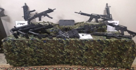 Taurus entrega armas para o Comando da Aeronáutica em Brasília