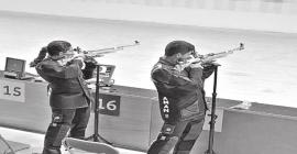 Atletas da Arnan se destacam no Campeonato Brasileiro de Tiros das Forças