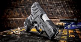 Pistola compacta Taurus G3c é lançada nos Estados Unidos