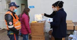 Hospital de São Leopoldo recebe doação de equipamentos para leitos de UTI