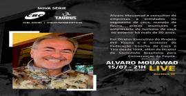 CBC e Taurus promovem live com Alvaro Mouawad, especialista no setor de caça