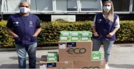 Taurus doa 5 mil testes rápidos de coronavírus para São Leopoldo