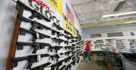 Agosto quebra outro recorde de vendas de armas nos Estados Unidos