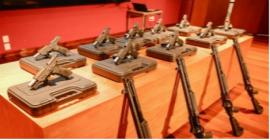 Agentes da Guarda Municipal de Vitória passam a contar com novos armamentos