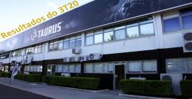 Taurus: lucro líquido de R$ 102,2 mi e 8 novos recordes marcam o robusto balanço do 3º Tri. e a consolidação do turnaround