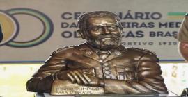 Cem anos das primeiras medalhas olímpicas brasileiras é celebrado em campeonato de tiro esportivo