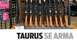 Taurus se arma
