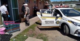 Empresa Taurus doará refeições a policiais militares e guardas municipais de São Leopoldo durante quarentena