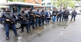 GCM de Taboão da Serra ganha drone e novos armamentos