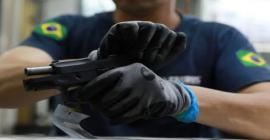 Taurus triplica vendas de armas no Brasil e ação dispara na bolsa
