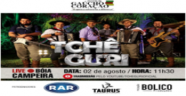 Taurus apoia Festival Gaúcho Coração, circuito de lives beneficente com artistas do Rio Grande do Sul