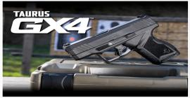 Taurus: pistola GX4 poderá ser um negócio milionário