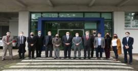 Representantes da Defesa participam de encontro com representantes do COMDEFESA gaúcho