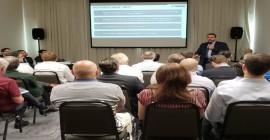 Taurus realiza reunião pública com analistas e investidores