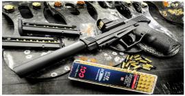 Revista especializada On Target Magazine rasga elogios à pistola TX22 Competition