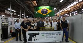 Taurus Armas: Lote é aprovado pela polícia filipina