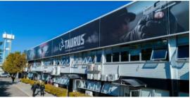 Pela segunda vez, Taurus foi indicada ao Prêmio Reclame Aqui