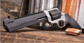On Target Magazine destaca o revólver Taurus Raging Hunter .460 S&W