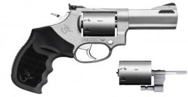 Taurus lança no Brasil o revólver Tracker 692 com opções de dois calibres em uma arma