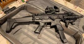 Instrutor de armamento e tiro