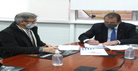 Taurus firma convênio com a Universidade de Caxias do Sul para pesquisa e desenvolvimento de armas com grafeno
