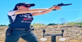 Taurus Shooting Team Captain Jessie Harrison Wins