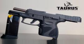Taurus oferece 20% de desconto em armas durante a Semana do Brasil
