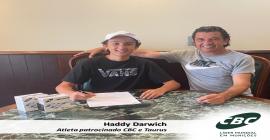 CBC e Taurus consolidam patrocínio de mais um atleta do tiro esportivo: Haddy Darwich