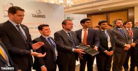 Durante visita oficial do presidente Bolsonaro à Índia, Taurus assina Joint Venture com grande empresa indiana para fabricação de armas