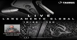 LIVE   LANÇAMENTO TAURUS GX4