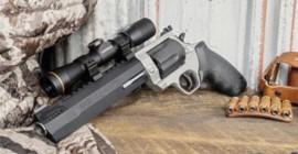 Taurus lança nos EUA novo revólver Raging Hunter 460