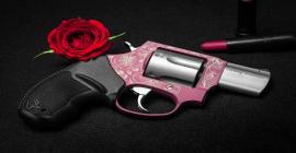 Revólver feminino para o mercado brasileiro