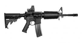 Taurus lança edição limitada do fuzil T4 com mira Red Dot e mochila tática exclusiva