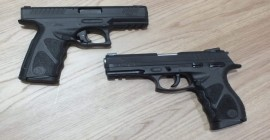The new Taurus T Series pistols