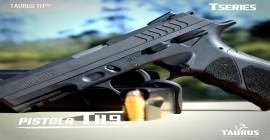 Taurus vende 4.500 pistolas TH9 para Burkina Faso
