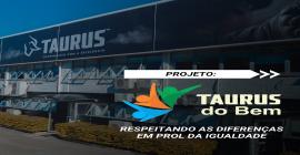 Taurus inicia o projeto social Taurus do Bem e promove a inclusão de Pessoas com Deficiência