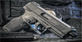 Taurus lança nos EUA a pistola TX22 Competition