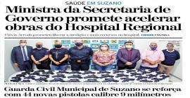 GUARDA CIVIL MUNICIPAL DE SUZANO SE REFORÇA COM 44 NOVAS PÍSTOLAS CALIBRE 9MIM
