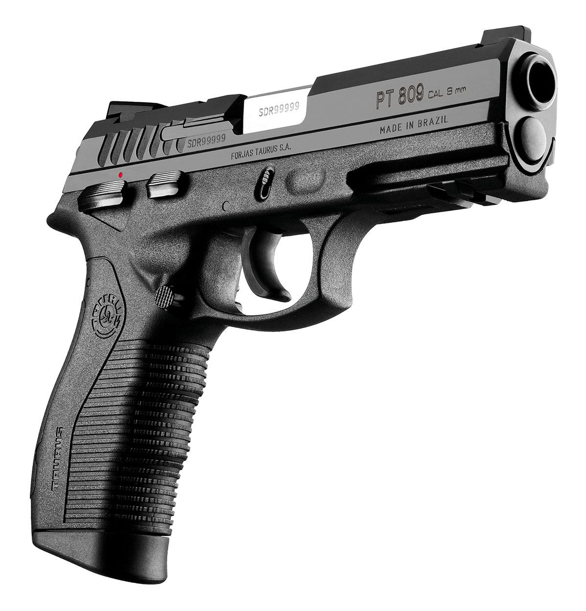 Pistola Taurus 809